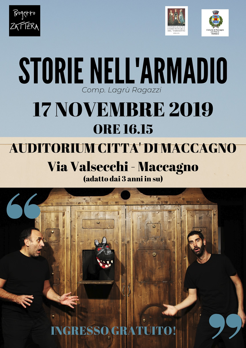 Storie nell armadio